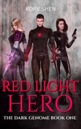red light hero: dark adult superhero fantasy